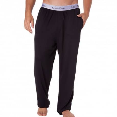 Pantalon Liquid Terry Noir