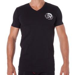 T-Shirt Iroquois Noir Diesel