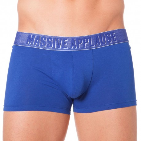 Message Boxer - Massive Applause - Blue