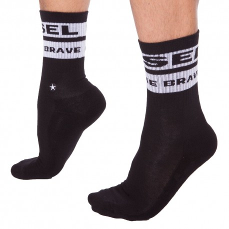 Sports Socks - Black