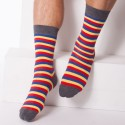 Stripe Socks - Yellow