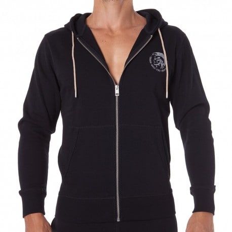 Mohican Hoody - Black