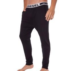 Pantalon Loungewear Noir Diesel