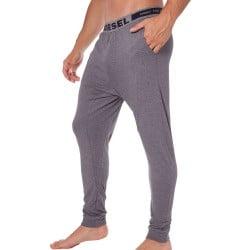 Pantalon Loungewear Gris Diesel