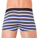 3-Pack Boxers - Blue - Striped - Black