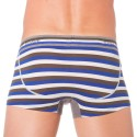 Striped Boxer - Green - Blue