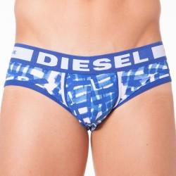 Slip Feutres Bleu Diesel