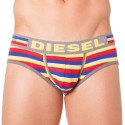 Striped Brief - Yellow