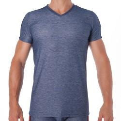 T-Shirt Motion Division Underdenim Bleu Diesel