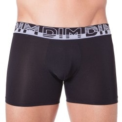 Lot de 2 Boxers Soft Touch Micro Noirs DIM