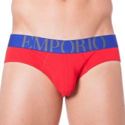Slip Athletics Big Eagle Rouge Emporio Armani