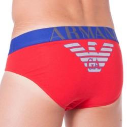 Slip Athletics Big Eagle Rouge Emporio Armani