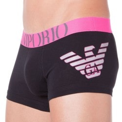 Boxer Athletics Big Eagle Noir Emporio Armani
