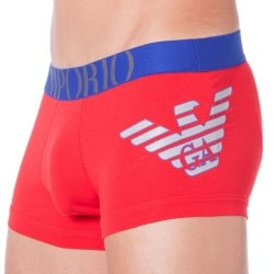 Boxer Athletics Big Eagle Rouge Emporio Armani