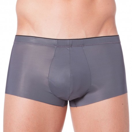 Boxer Plume Push Up Gris