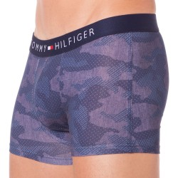 Boxer Icon Camouflage - Bleu Tommy Hilfiger