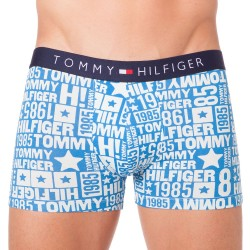 Lot de 2 Boxers Icon - Bleu - Block Logo Tommy Hilfiger