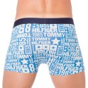 2-Pack Icon Boxers - Blue - Block Logo