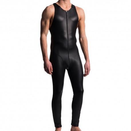 M510 Athletic Suit - Black