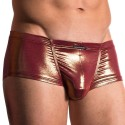 Shorty Hot Pants M606 Rouge Doré