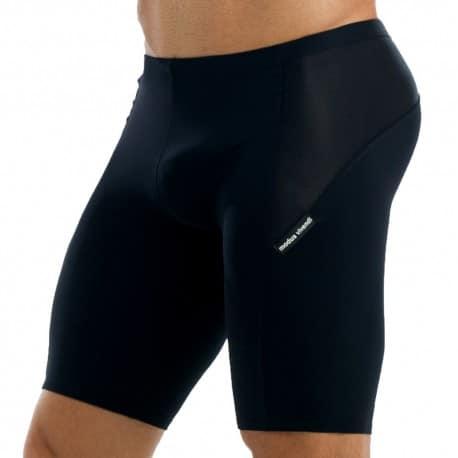 Active Legging Short - Black