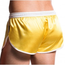 Short Satin Sprinter M561 Jaune Manstore