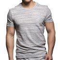 T-Shirt Linear Naturel