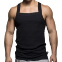Thermal Tank Top - Black