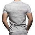 Linear T-Shirt - Natural