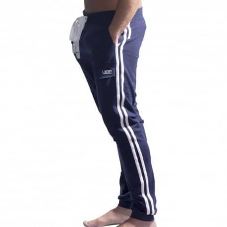 Vibe Track Pants - Navy