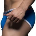Tighty Whitie Tagless Fly Brief - Electric Blue