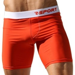 Short Cycliste Arcadio Orange Rufskin
