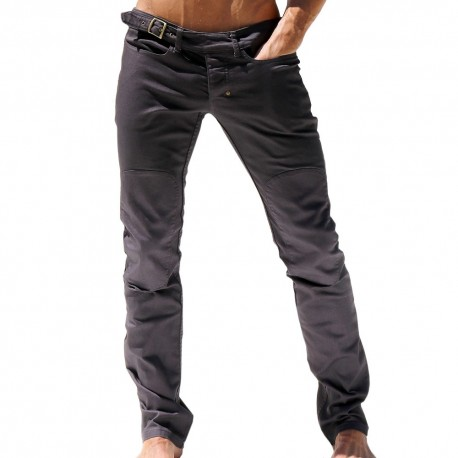 Berm Jean Pants - Graphite