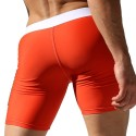 Arcadio Cycle Shorts - Orange