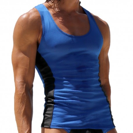 Khal Tank Top - Royal