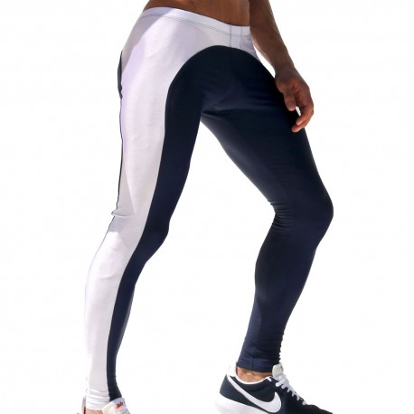 Dagger Legging Pants - Navy