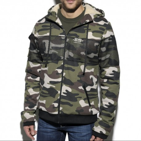 Veste Military Camouflage