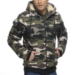 Veste Military Camouflage ES Collection