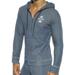 Sweat-Shirt Vigoreaux Marine ES Collection