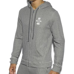 Sweat-Shirt Vigoreaux Gris ES Collection