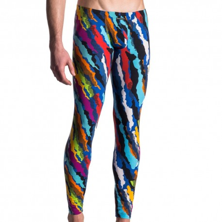 M615 Bungee Legging - Graffiti