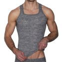 Hand Me Down Tank Top - Ash Heather