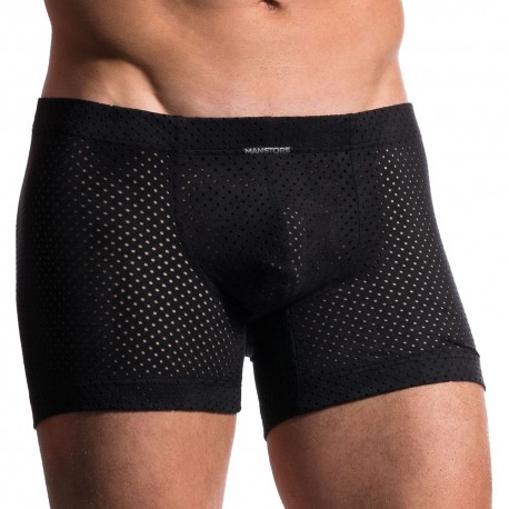 M603 Hip Boxer - Black