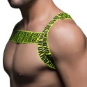 FUKR Harness - Neon Yellow