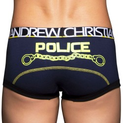 Boxer Police Marine Andrew Christian
