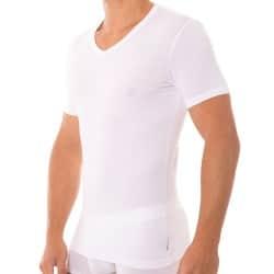 T-Shirt Micromodal Blanc Bikkembergs