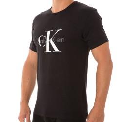 T-Shirt CK Origins Noir Calvin Klein