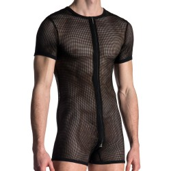 Body Zipped M613 Noir Manstore