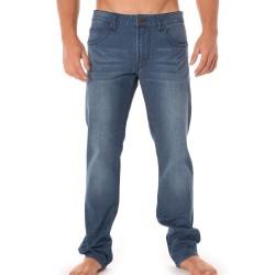 Pantalon Jeans Stretch Rick Indigo Solid