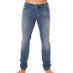 Pantalon Jeans Stretch Joy Indigo Solid